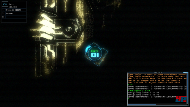 Screenshot - Duskers (Linux) 92526979