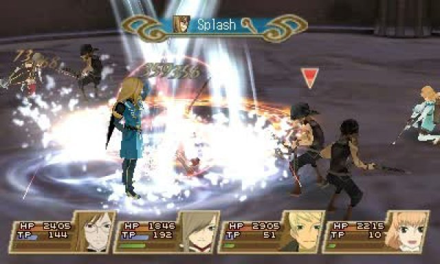 Screenshot - Tales of the Abyss (3DS) 2264047