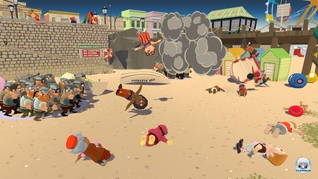 Screenshot - When Vikings Attack! (PlayStation3) 2393607