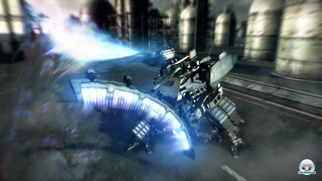 Screenshot - Armored Core V (PlayStation3) 2265407