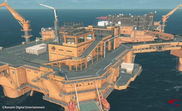 Screenshot - Metal Gear Online (360) 92521232