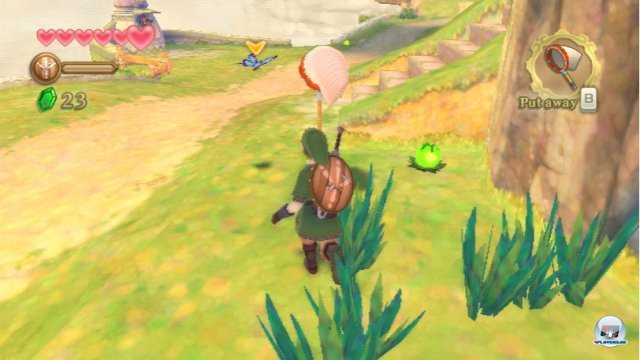 Screenshot - The Legend of Zelda: Skyward Sword (Wii) 2276617