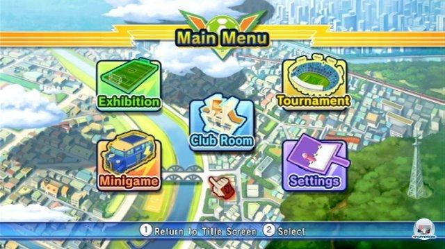 Screenshot - Inazuma Eleven Strikers (Wii) 2394017