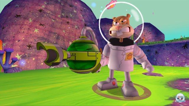 Screenshot - Spongebob Schwammkopf: Planktons Fiese Robo-Rache (360) 92465419