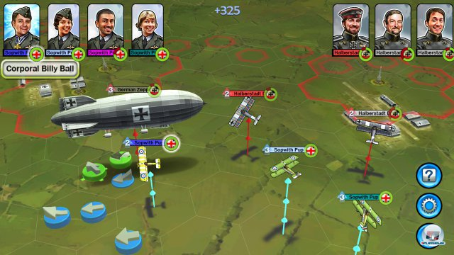 Screenshot - Sid Meier's Ace Patrol (PC)