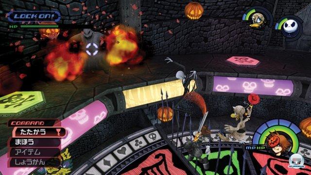 Screenshot - Kingdom Hearts 1.5 HD Remix  (PlayStation3) 92433077