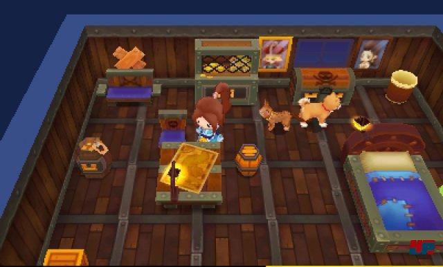 Screenshot - Fantasy Life (3DS)