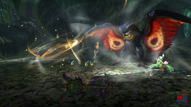 Screenshot - Monster Hunter Generations Ultimate (Switch)