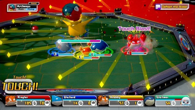 Screenshot - Pokémon Rumble U (Wii_U)