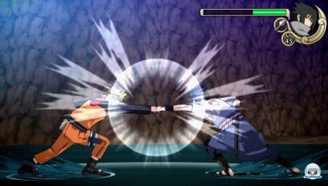 Screenshot - Naruto Shippuden: Ultimate Ninja Impact (PSP) 2281667