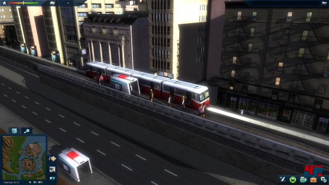 Screenshot - Cities in Motion 2 (PC-CDROM)