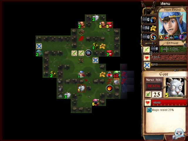 Screenshot - Desktop Dungeons (PC) 92472479
