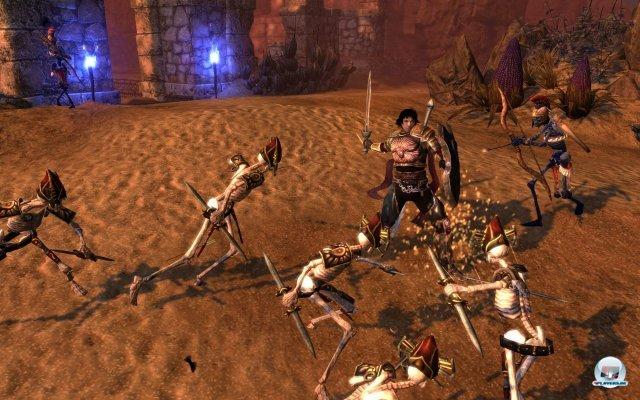 Screenshot - Dungeon Siege III (PC) 2261107
