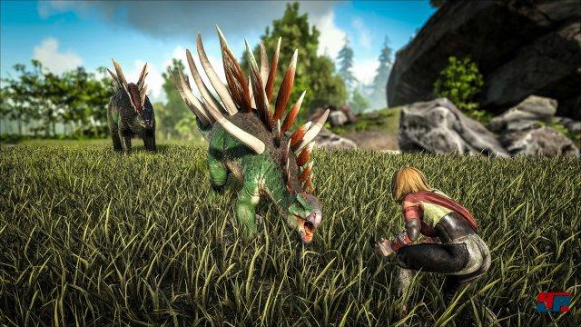 Screenshot - ARK: Survival Evolved (PS4) 92545904