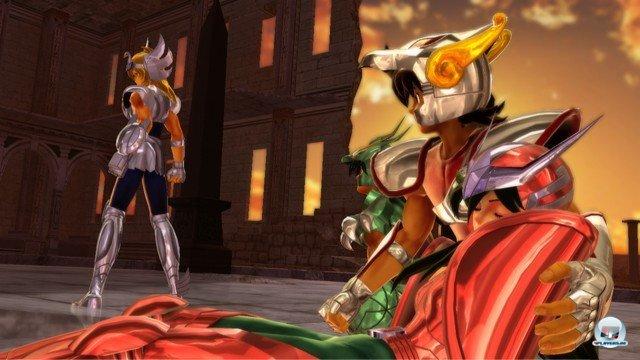 Screenshot - Saint Seiya: Sanctuary Battle (PlayStation3) 2274257