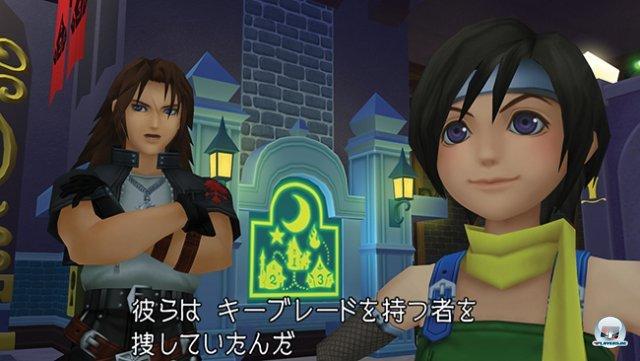 Screenshot - Kingdom Hearts 1.5 HD Remix  (PlayStation3) 92433022