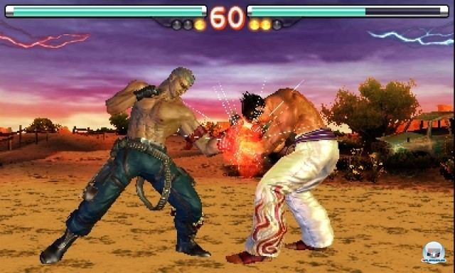 Screenshot - Tekken 3D Prime Edition (3DS) 2250512