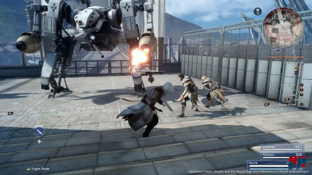 Screenshot - Final Fantasy 15 (PS4) 92551690