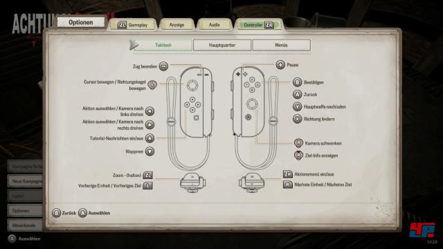 Screenshot - Achtung! Cthulhu Tactics (Switch) 92581527