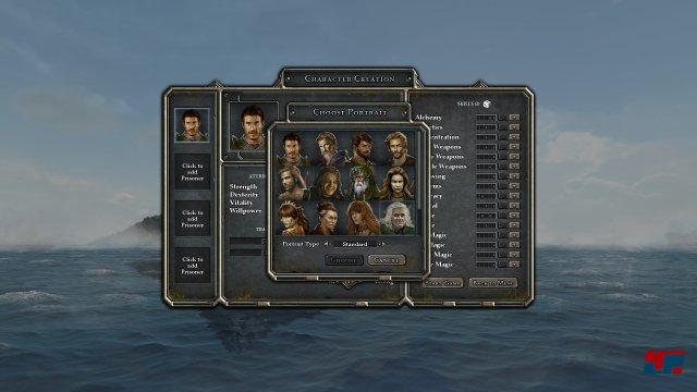 Screenshot - Legend of Grimrock 2 (PC)