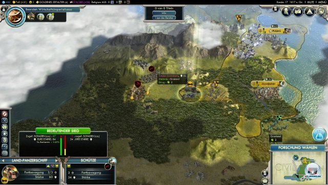 Screenshot - Civilization V: Gods & Kings (PC) 2349007