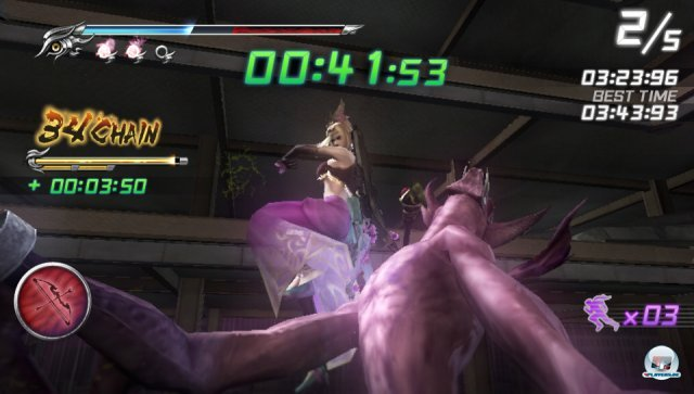 Screenshot - Ninja Gaiden: Sigma 2 (PS_Vita) 92456267
