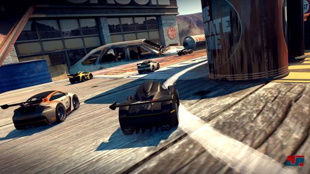 Screenshot - Table Top Racing: World Tour (PC)
