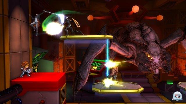 Screenshot - PlayStation All-Stars: Battle Royale (PlayStation3) 2397087