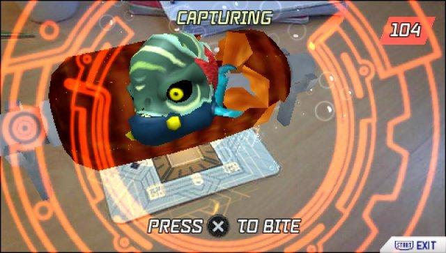 Screenshot - Invizimals: Die verlorenen Stämme (PSP) 2288862