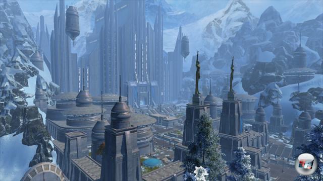 Bei der Reise durch eine Galaxie weit weit entfernt wird man auch auf Alderaan Station machen.