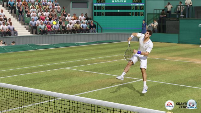 Screenshot - Grand Slam Tennis 2 (PlayStation3) 2300977