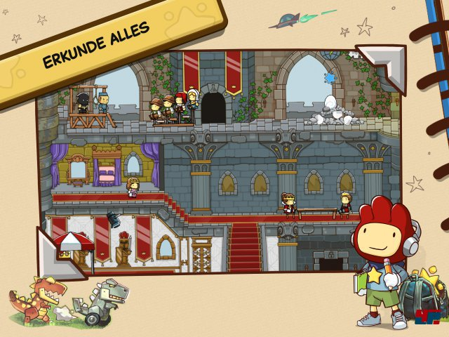 Screenshot - Scribblenauts Unlimited (Android) 92517914
