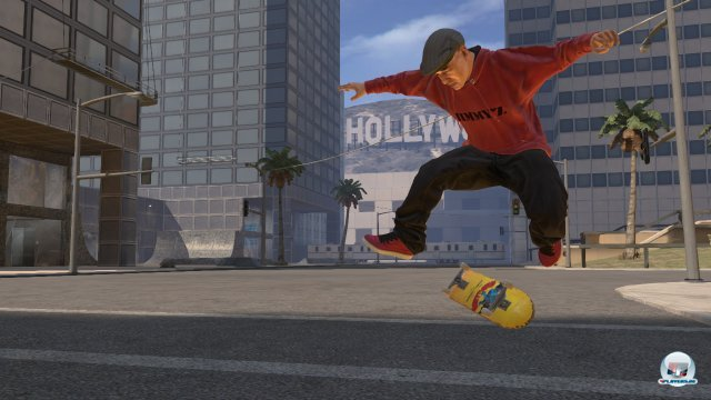 Screenshot - Tony Hawk's Pro Skater HD (360) 2388502