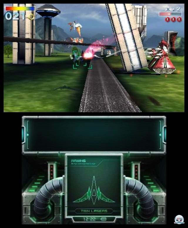 Screenshot - Star Fox 64 3D (3DS) 2230643