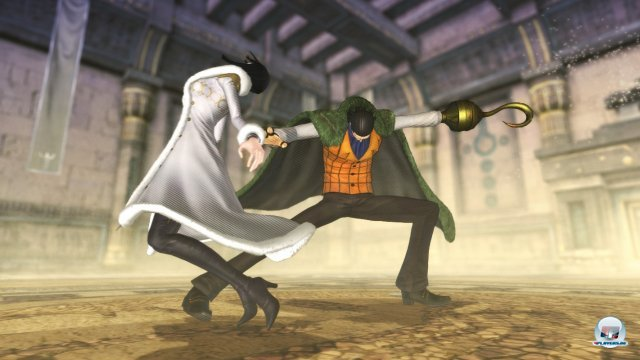 Screenshot - One Piece: Pirate Warriors (PlayStation3) 2362142