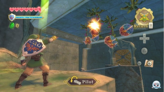 Screenshot - The Legend of Zelda: Skyward Sword (Wii) 2229582