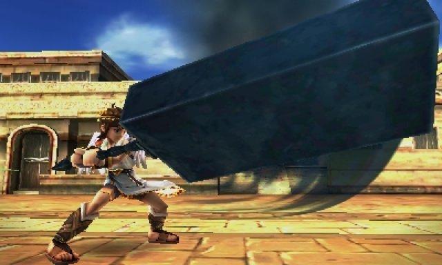 Screenshot - Kid Icarus: Uprising (3DS) 2312567