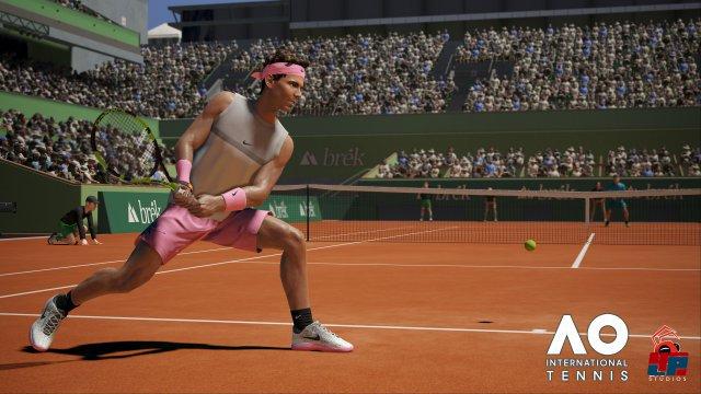 Screenshot - AO International Tennis (PC)