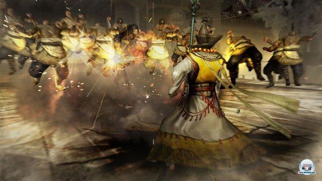 Screenshot - Dynasty Warriors 8 (PlayStation3) 92433807