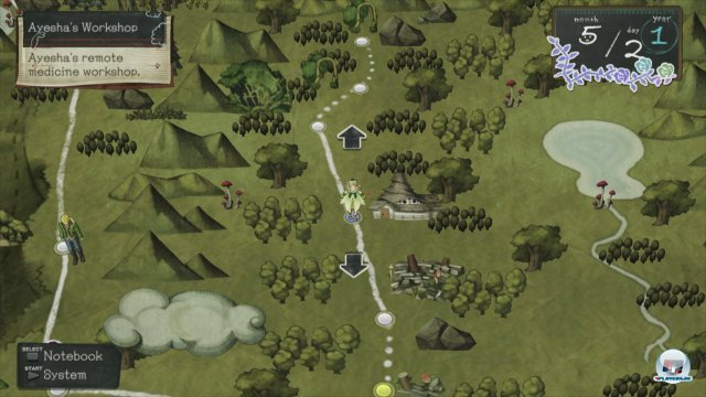 Screenshot - Atelier Ayesha: The Alchemist of Dusk (PlayStation3) 92440347