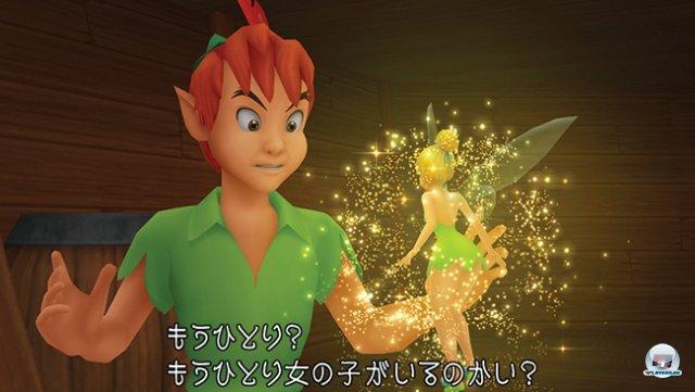 Screenshot - Kingdom Hearts 1.5 HD Remix  (PlayStation3) 92433032
