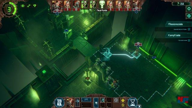 Screenshot - Warhammer 40.000: Mechanicus (Linux) 92579873
