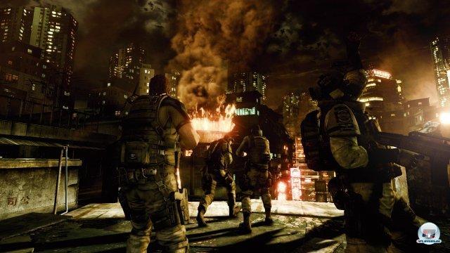 Screenshot - Resident Evil 6 (360) 92415722