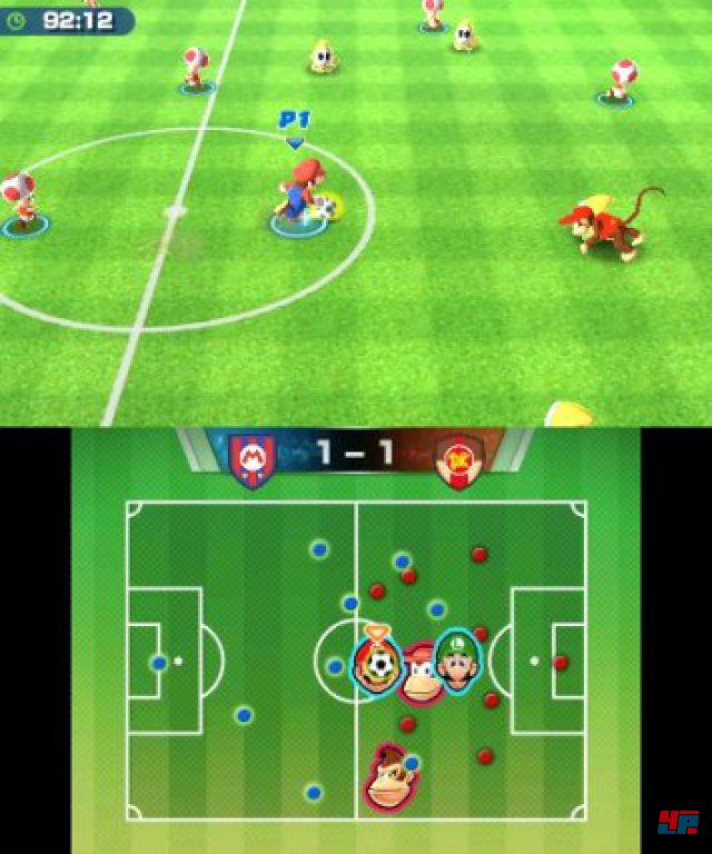 Screenshot - Mario Sports Superstars (3DS) 92542168