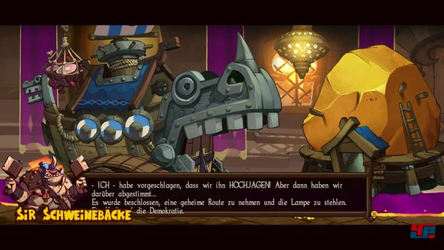 Screenshot - Swords & Soldiers 2 (PS4)