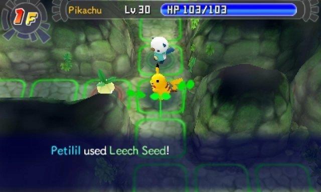 Screenshot - Pokémon Mystery Dungeon: Portale in die Unendlichkeit (3DS) 92457656