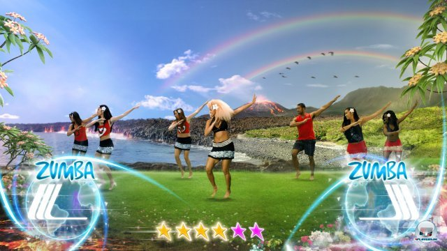 Screenshot - Zumba Fitness: World Party (XboxOne)