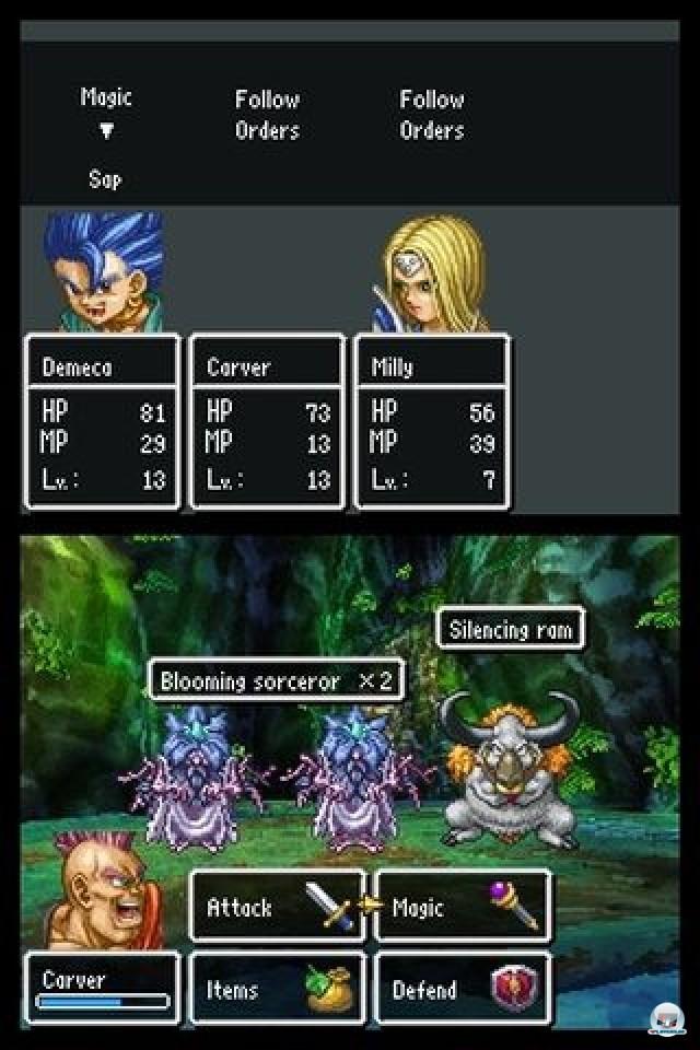 Screenshot - Dragon Quest VI: Wandler zwischen den Welten (NDS) 2216827