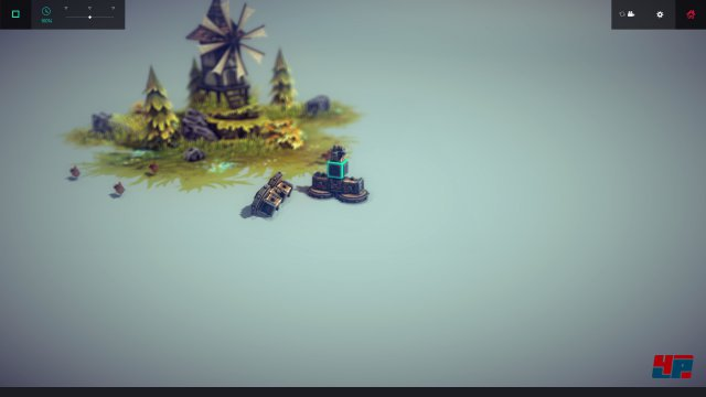 Screenshot - Besiege (Mac)