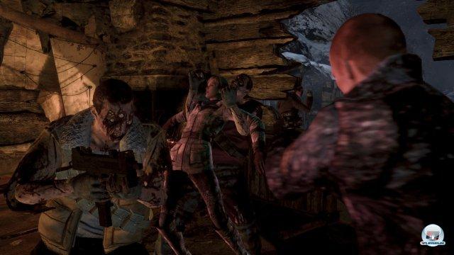 Screenshot - Resident Evil 6 (360) 2387337